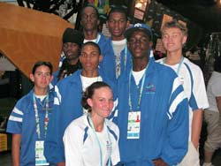 Read more about the article 2010 Youth Olympics – Day 7
