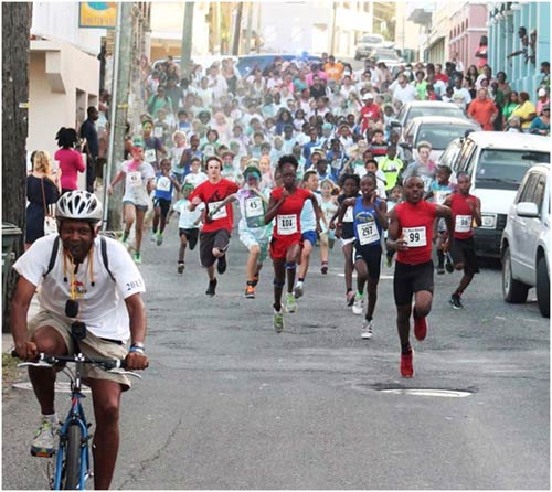 """You are currently viewing 17th Children Run Christiansted """"Live and In Color"""""""
