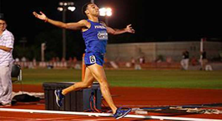 You are currently viewing Eduardo Garcia now top V.I. Long Distance Runner…Wins  SEC 10K Championship…