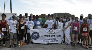 2015 Virgin Islands Olympic Month Events
