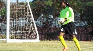 Women's under 20 Soccer Squad Dominates Turks and Caicos