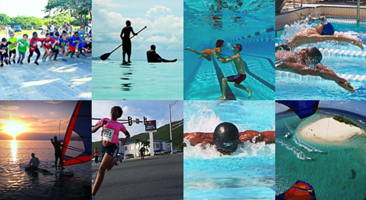 """The Virgin Islands Olympic Committee is pleased to announce the winners of our 2016 """"Sport for Life"""" Photo Contest!"""