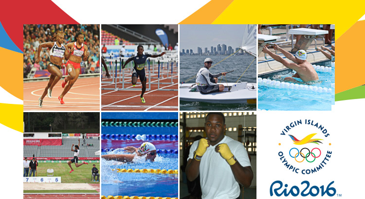 Read more about the article Virgin Islands Olympic Committee (VIOC) Announces Rio Olympic Team