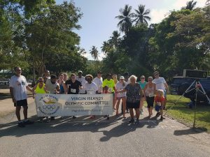Read more about the article St. Thomas – Olympic Day Run
