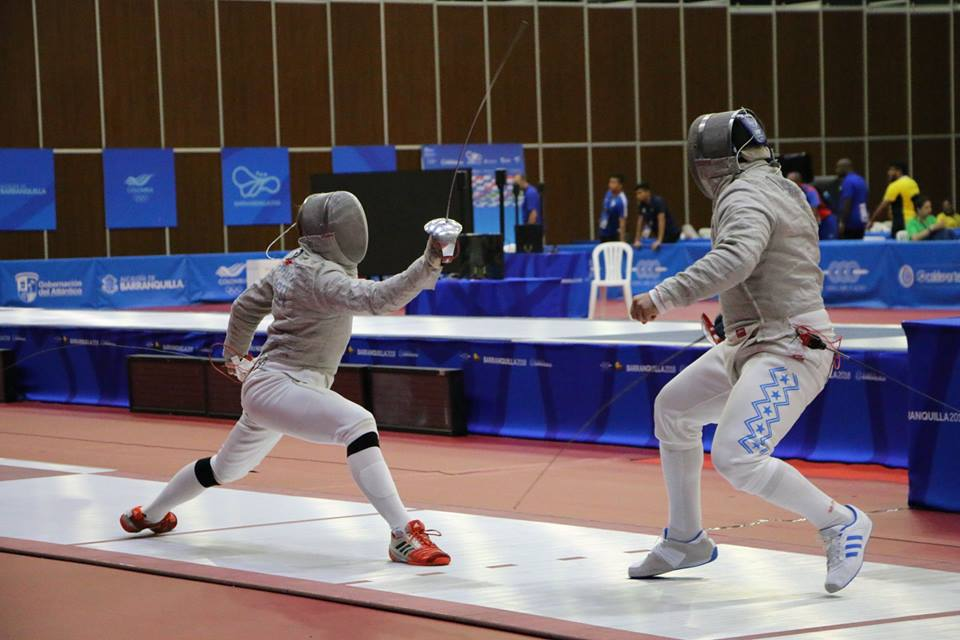 You are currently viewing Beach Volleyball and Fencing Kickstart Second Week of VI Competition at 2018 CAC Games