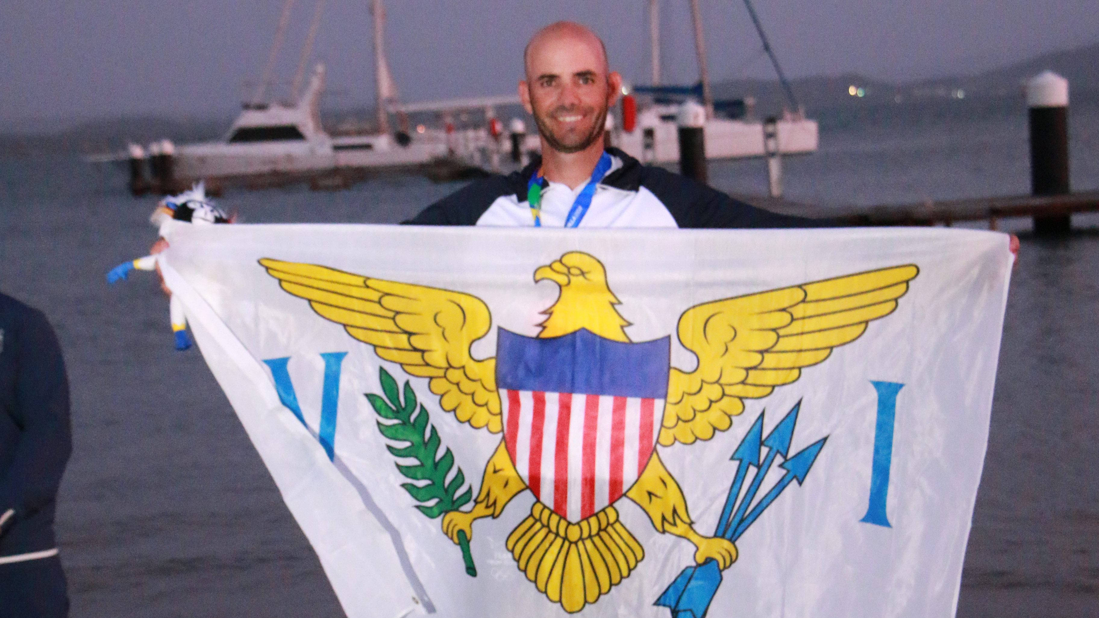 You are currently viewing St. Croix Sailor Wins First Medal for USVI at the 2018 Central American and Caribbean Games