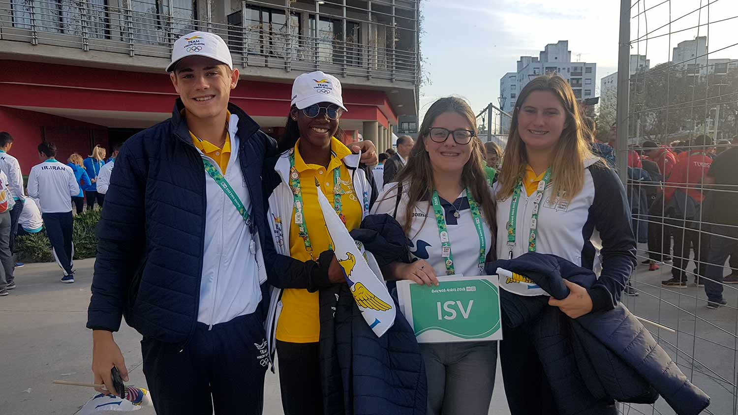 You are currently viewing 3rd Youth Olympics Games – Buenos Aires,Argentina