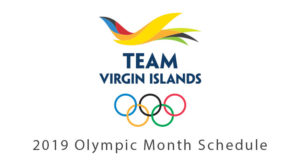 2019 Olympic Month Schedule