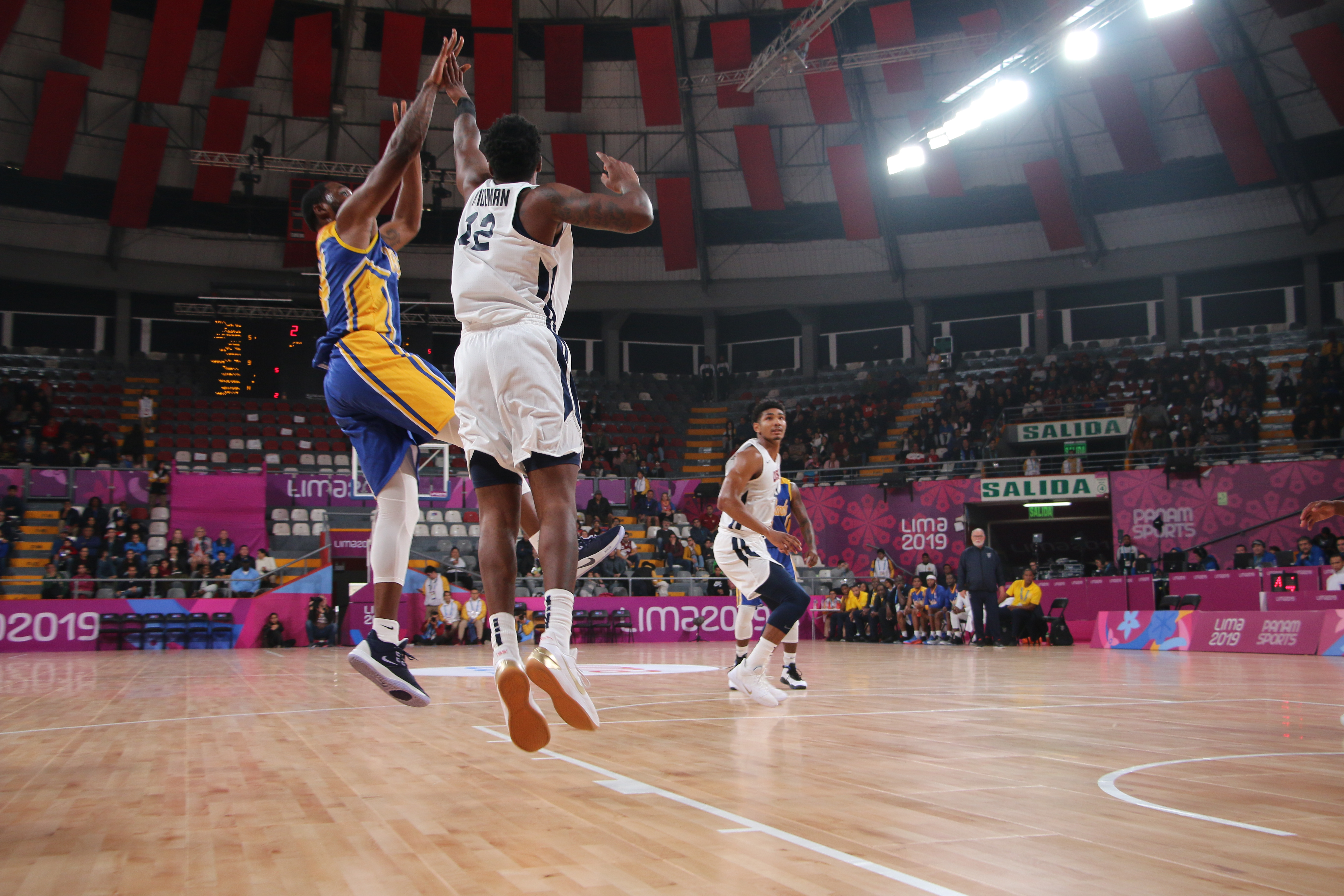 USVI Loses First Game Against USA in 2019 Pan Am Games Debut