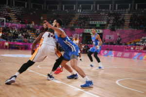 USVI Men's Basketball Gains Fans in Peru After Loss to Puerto Rico