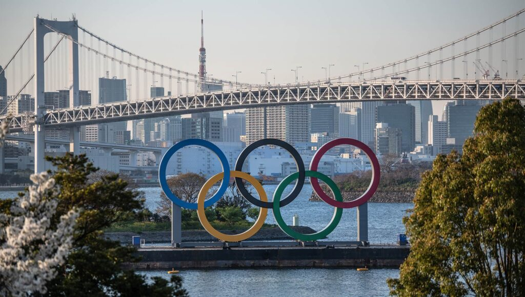 Tokyo Olympics Count Down
